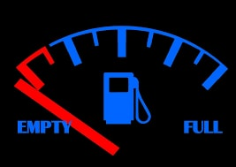 Rogers - Empty Fuel Gauge