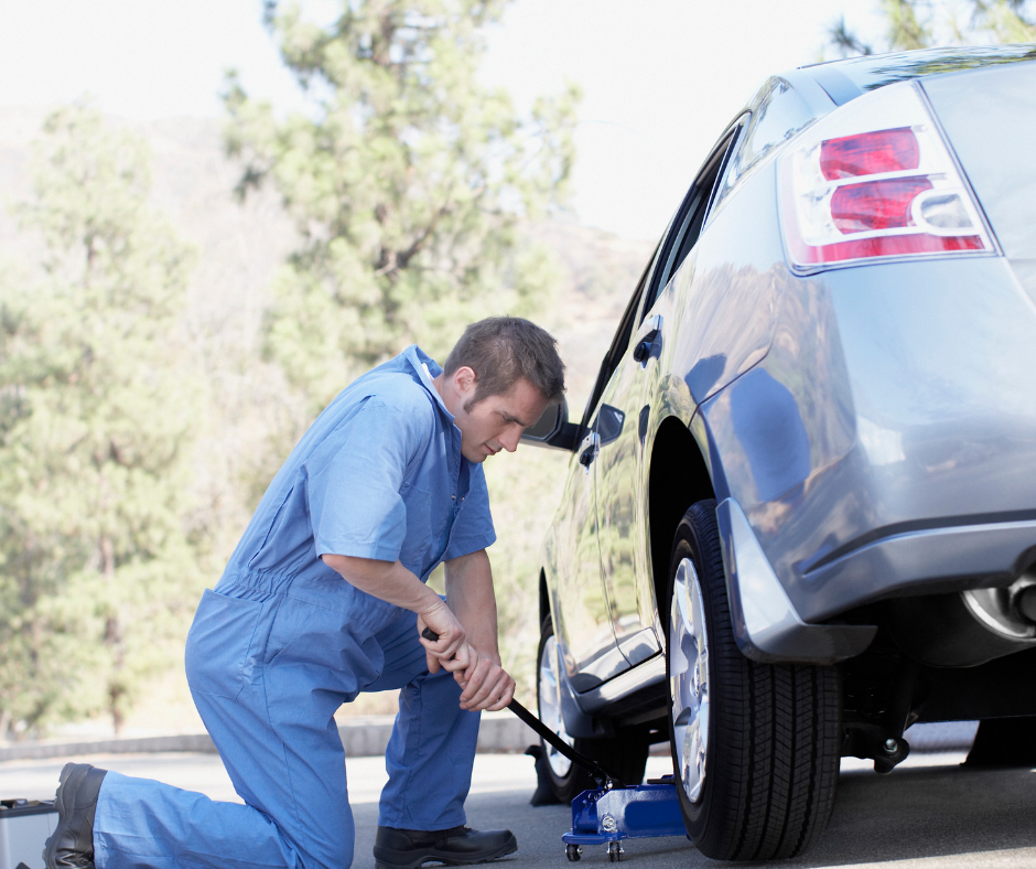 Flat Tire Repair NWA