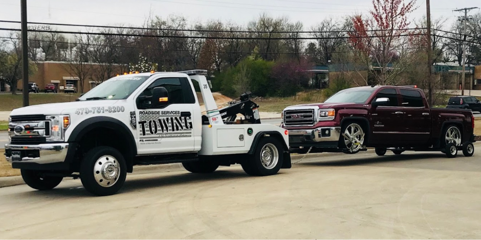 Towing Services in Lowell NWA
