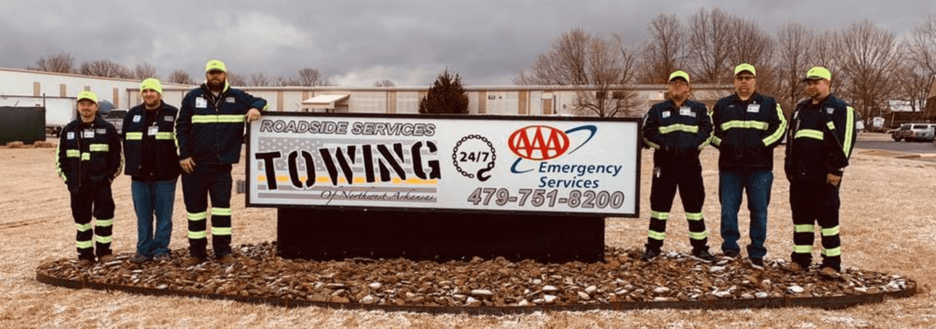 Roadside services towing of NWA _2