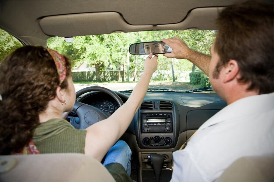 Teen driving guidance