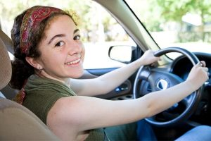 teaching teen to drive in Lowell Arkansas