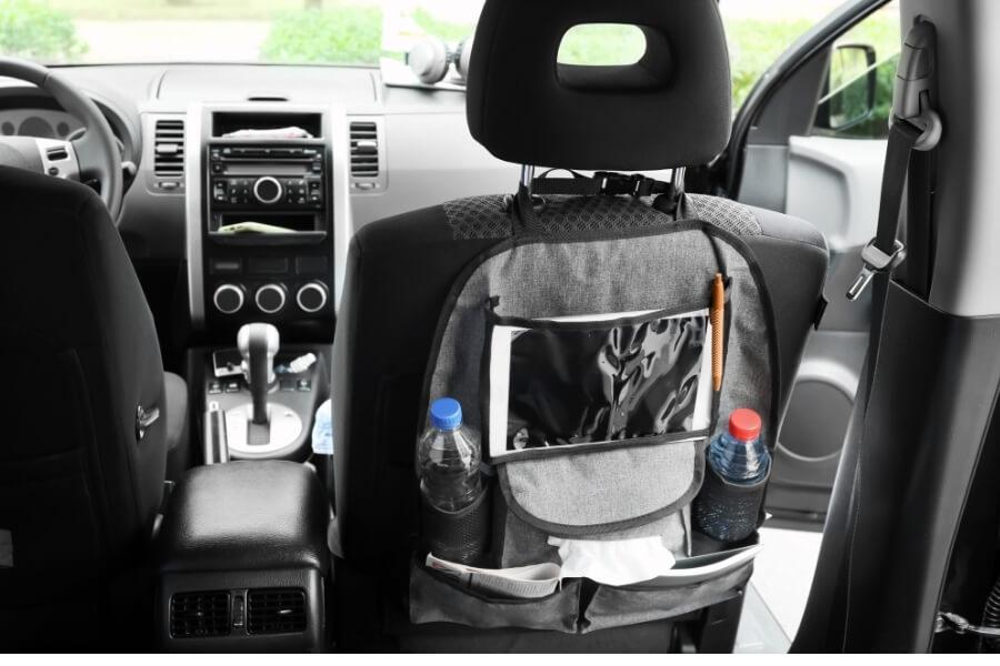 Car Back Seat Organizing Pockets